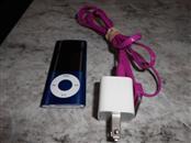 APPLE IPOD NANO A1320(MC037LL) 8GB 5TH GEN  BLUE